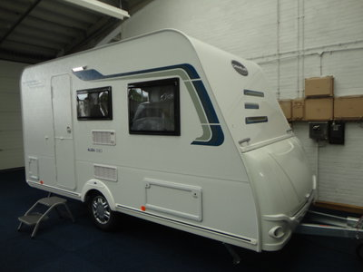 Caravelair Alba 390 modeljaar 2020