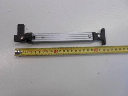 Raamuitzetter Caravelair, Sterckeman, Gruau LINKS 22.5 cm van BUITENAF gezien