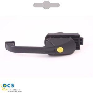 Veiligheidsdeurslot compleet met cilinder FF en sleutel