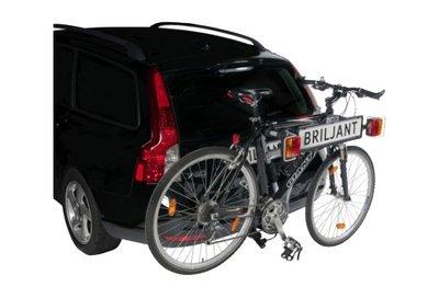 De Pro-user Briljant bike carries