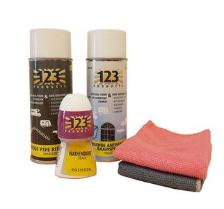 123 Seale Actiepakket.