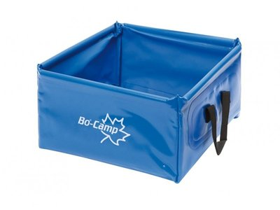 Bo-Camp Wasbak Opvouwbaar 12 liter