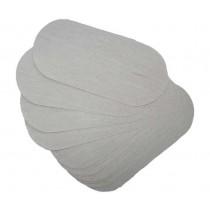 Dorema beschermstrookje ovaal per 10 stuks